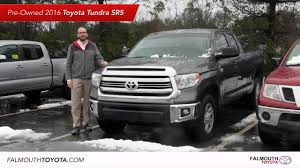 100 Cape Cod Cars And Trucks PreOwned 2016 Toyota Tundra SR5 For Sale Falmouth Toyota Of