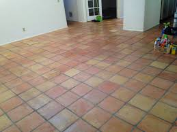 Zep Heavy Duty Floor Stripper by Dusty Coyote Stripping And Sealing A Saltillo Tile Floor