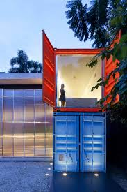 100 Steel Shipping Crates 22 Most Beautiful Houses Made From Containers