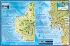 San Diego Surf Spots Map