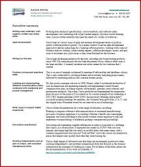 Technical Resume Summary Support Examples Created By Pros MyPerfectResume