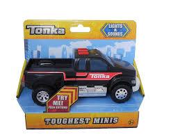 100 Toughest Truck Amazoncom Tonka Minis Pickup Black Toys Games