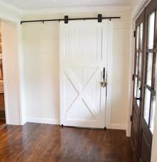 DIY Barn Door Designs And Tutorials From Thrifty Decor Chick Diy Bottom Dutch Door Barn Odworking Dutch Doors Exterior Asusparapc Barn Door Tags Design Gel Stain Garage Large With Hdware Available From Pros Baby Gate The Salted Home How To Make A Interior Hgtv 111 Best Images On Pinterest Children And New England Accsories Exterior For Opening Latest Stair Design Front Rustic Series Mahogany Solid Wood Horse Stall Grills Doors To Build