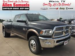New 2018 RAM 3500 Crew Cab In Waco #18T50111 | Allen Samuels Dodge ... Crenwelge Motor Sales New Chrysler Jeep Dodge Ram Dealership In 2019 Ram 1500 Laramie Longhorn Crew Cab 4x4 57 Box Odessa Tx Allnew Trucks For Sale Near Woodbury Nj Interior Exterior Photos Video Gallery 2018 3500 Crew Cab Waco 18t50111 Allen Samuels 2017 Asheville Nc Most Luxurious Ever Miami Lakes Blog Truck Specials Denver Center 104th The New Has A Massive 12inch Touchscreen Display Rebel Trx To Pack 707 Hp Tr Coming With 520