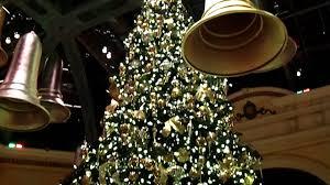 Bellagio Las Vegas 42 Ft Shasta Fir Christmas Tree With 13K Lights