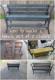 2 Repurposed Chairs Plus 1 Bench=failure | Doing It Ourselves ... Finally Fishing The Outdoor Chair Cushions Andrea Schewe Design Is Plastic Patio Fniture Making A Comeback Aci Plastics Giantex 4 Pcs Set Sofa Loveseat Tee Table 21 Ways Of Turning Pallets Into Unique Pieces Diy Free Plans Crished Bliss How To Clean Your And Clickhowto Buy Prettyia 16 Dollhouse Miniature Exquisite Long Bench Nuu Garden Bistro Antique Bronze Alinum Vienna Ding Chairs Space Pinterest Foothillfolk Designs Toms A Home Vintage Metal Redo Cheap For Find