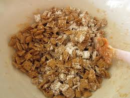 Pumpkin Spice Chex Mix by Sisters Do Food And Fitness Pumpkin Spice Puppy Chow Mix