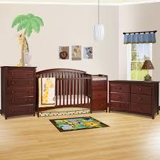 Black Dresser 6 Drawer by Storkcraft 3 Piece Nursery Set Bradford Convertible Crib Kenton