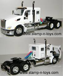 DCP 4075cab Peterbilt 579 With 44″ Sleeper | Stamp-n-Toys