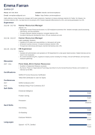 Human Resources Resume: Sample & Writing Guide [20+ Examples] Human Rources Resume Sample Writing Guide 20 Examples Ultimate To Your Cv Powerful Example Associate Director Samples Velvet Jobs Specialist Resume Vice President Of Sales Hr Executive Mplate Cv Example Human Rources Best Manager Livecareer By Real People Assistant Amazing How Write A Perfect That Presents Your True Skill And