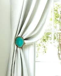 White Antler Curtain Tie Back by 100 Deer Antler Curtain Holders Curtain Tieback Deer Antler