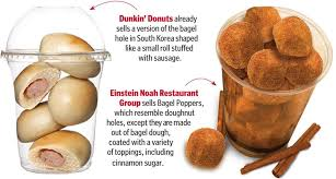 Dunkin Donuts Pumpkin Donut Recipe by Dunkin U0027 Donuts Files Plans To Launch Bagel Bunchkins In Us The