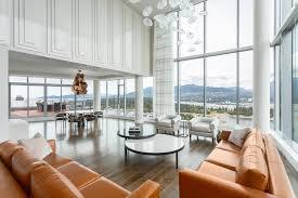 100 Penthouse Design Karin Bohn Coal Harbour