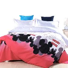 minnie mouse double bed quilt cover minnie mouse duvet cover and