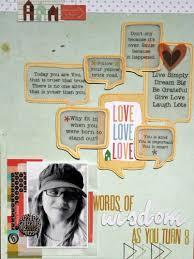 17 best Teenage girl scrapbook layouts Katie images on Pinterest