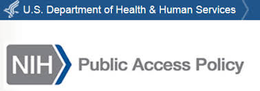Policy Overview & Contacts NIH Public Access Policy UCSF