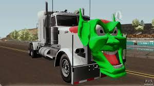 100 Phantom Truck JoBuilt Maximum Overdrive GTA V IVF For GTA San Andreas