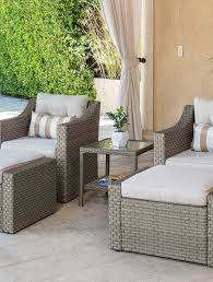 Solaura Patio Sofa Sets Piece Outdoor Furniture Set Gray ... Outdoor Interiors Grey Wicker And Eucalyptus Lounge Chair With Builtin Ottoman Berkeley Brown Adjustable Chaise St Simons 53901 Sofas Coral Coast Tuscan Ridge All Weather Stationary Rocking Chairs Set Of 2 Martin Visser Black Wicker Lounge Chairs Hampton Bay Spring Haven Allweather Patio Fong Brothers Co Fb1928a Upc 028776515344 Sheridan Stack Edgewater Rattan From Classic Model 4701 Costway Couch Fniture Wpillow Hot Item Home Hotel Modern Bbq Fire Pit Table Garden