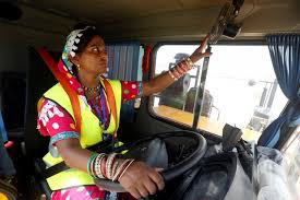 In Pakistan's Coal Rush, Some Women Drivers Break Cultural Barriers ...