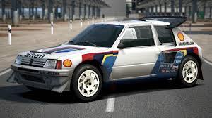 Eiger Nordwand Court Peugeot 205 Turbo 16 Evolution 2 86