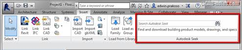 autodesk seek for revit easily find families from within revit