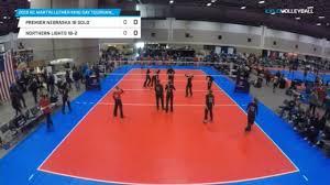 Nebraska 18 Gold vs Northern Lights 18 2 2018 KC Martin Luther