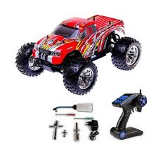 100 Gas Rc Monster Trucks Fuel Powered HSP 94188 4WD 110 Offroad Truck RTR RC Car