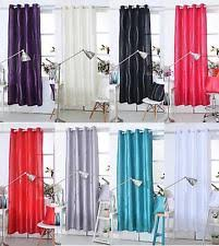Crushed Voile Curtains Uk by Voile Eyelet Top Curtains Ebay