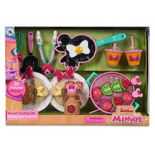 Minnie Mouse Brunch Cooking Play Set Lily Wishlist Pinterest