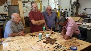 learn wood carving at calvo wood carving