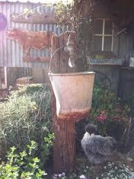 Rusty Bucket Garden Art Toowoomba Australia