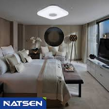 Image Is Loading NATSEN Flush Mount Bedroom Ceiling Lights Dining Room