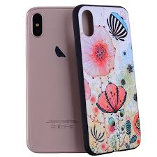 Ultra Slim Rubber Cute Pattern Shockproof Case Cover For iPhone 6s