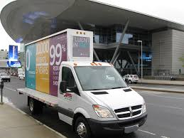 Mobile Billboard Advertising Trucks In Boston, MA - Traffic Displays ... Uhaul Moving Truck Parked In Front Of Apartment Building Stock Photo Boston Trailer Residential Moving Company Near Whitman Ma Ask The Expert How Can I Save Money On Truck Rental Insider One Way Van Rental Enterprise New Discounts Day Which Will Be Busiest Curbed Intertional Trucks Its Uptime N U Trnsport Cargo Van Area Cheap Ma Rent A San Francisco From 7hour What Does A 26 Foot Look Like Best Resource