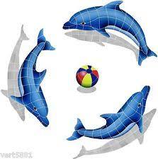 dolphin tile ebay