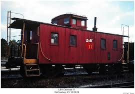 caboose l l n caboose 11 reproduced 35mm slide photo by my flickr