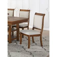 100 Birch Dining Chairs Wood Chair Set Of 2