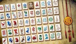 Mahjong Dragon tile set art by RockyDavies on DeviantArt