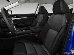 2018 Nissan Maxima Dashboard