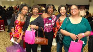 pampered ladies affair shopping party youtube
