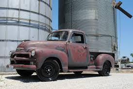1954 Chevy Truck Rat Rod 22