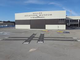 Kids Fly To New Heights With Custom Stencils At Hiller Aviation ...