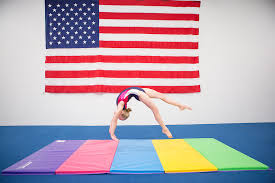 tumbl trak tumbling mats for gymnastics cheer dance special needs