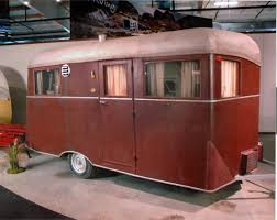 104 Restored Travel Trailers Museum Inventory Rv Mh Hall Of Fame