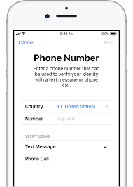 Two factor authentication for Apple ID Apple Support