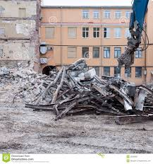 100 Demolition Truck Truck In Action Stock Image Image Of City 30389967