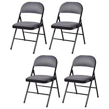 Amazon.com - Set Of 4 Fabric Upholstered Padded Seat Folding ... 1000 Lb Max Black Resin Folding Chair Elegant Mahogany Chairs With Padded Seat For Events Buy Chairmahogany Chairpadded Product On Handcrafted Teakwood Bamboo Becak Ascot Ding Suite With Highback Recliner New Design Modern Beach Camping One Pack Amazoncom Wghbd Solid Wood Stool Computer 4pcs Foldable Iron Pvc For Cvention Exhibition Khaki Clearance Minimalistic Cute Elegant Fox Drawing Lineart Sling By Guntah Side Party Planning Folding Chair Wooden