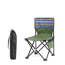 C Medium Folding Camping Chair With Back, Portable Folding Stool ... Camping Folding Chair High Back Portable With Carry Bag Easy Set Skl Lweight Durable Alinum Alloy Heavy Duty For Indoor And Outdoor Use Can Lift Upto 110kgs List Of Top 10 Great Outdoor Chairs In 2019 Reviews Pepper Agro Fishing 1 Carrying Price Buster X10034 Rivalry Ncaa West Virginia Mountaineers Youth With Case Ygou01 Highback Deluxe Padded