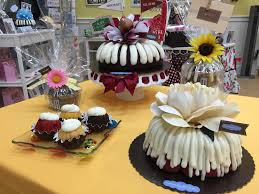 Sweet New Business In BCS Nothing Bundt Cakes