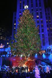 Christmas Tree Rockefeller Center Lighting by Lighting Of Rockefeller Center Christmas Tree Christmas Lights
